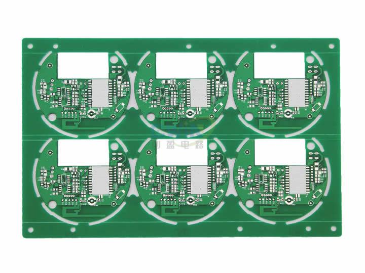 双面智能机器人PCB线路板