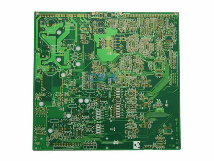 八层通信PCB线路板