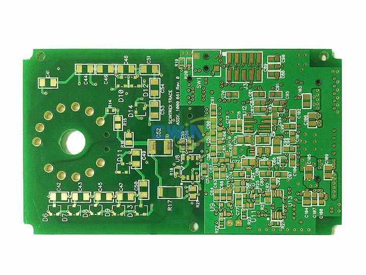 十二层军工PCB线路板