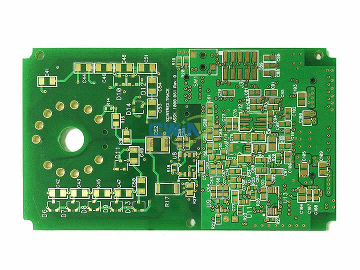 四层军工PCB线路板