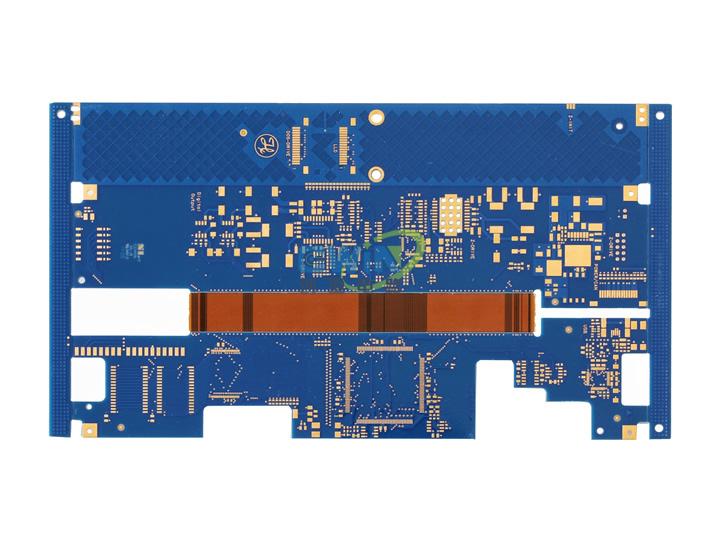 医疗设备软硬结合板PCB