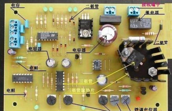 此外,在电路电源的入口处的电源线和地线之间也需加接一个10uf的电容