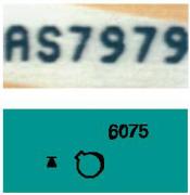 IPC-600H之丝印或油墨盖印的标识