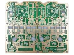 4层通讯高频混压板